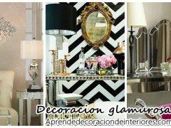 Ideas para decorar una habitacion glamurosa