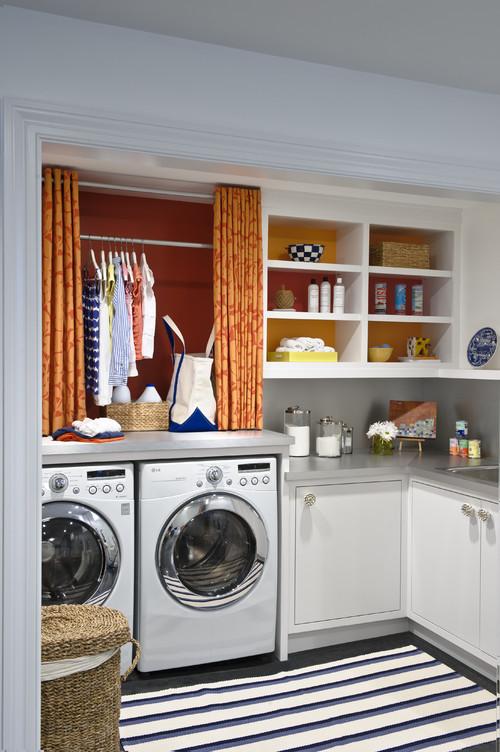 Como decorar un cuarto de lavado