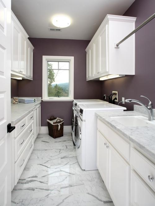 como-decorar-cuarto-de-lavado (11) | Decoracion Interiores
