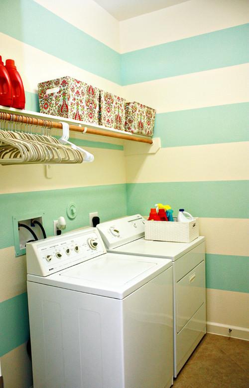 como-decorar-cuarto-de-lavado (8) | Decoracion Interiores
