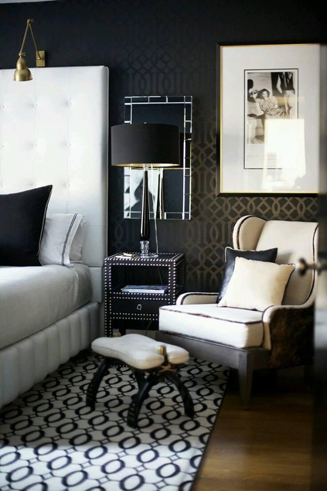 Ideas para decorar una habitacion glamurosa decoracion - Ideas decoracion interiores ...