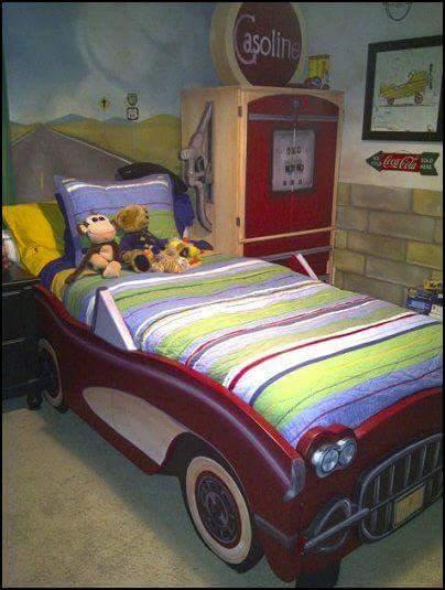Camas super originales para decorar la habitaciónde niños