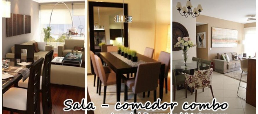 Decoraci n de sala comedor decoracion interiores for Modelos de decoracion de salas comedor
