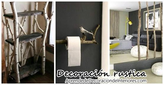 Detalles De Decoracion De Interiores Estilo Rustico Archivos - Decoracion-de-interiores-rusticos