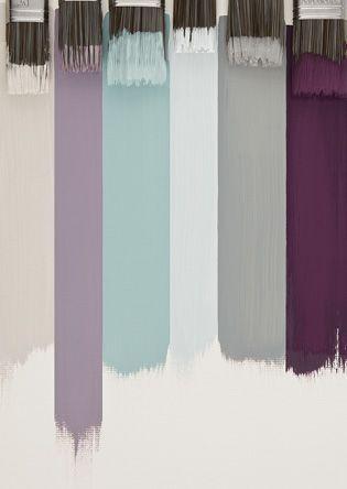 Ideas de color que puedes usar para decoración de interiores