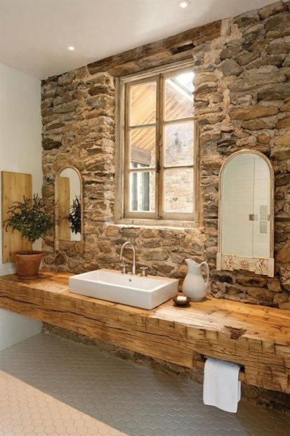 Ideas para decoración y organización de baños