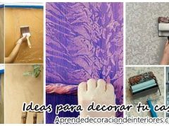 Ideas y trucos para decorar tu casa
