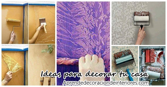 Ideas y trucos para decorar tu casa decoracion interiores for Ideas para remodelar tu casa