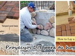 Proyectos DIY para decorar tu hogar
