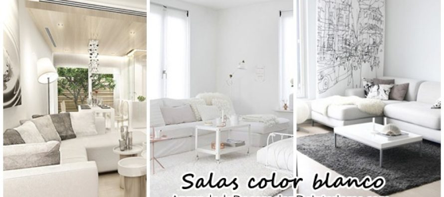 Decoracion de interiores en blanco puro estilo nrdico for Como decorar interiores