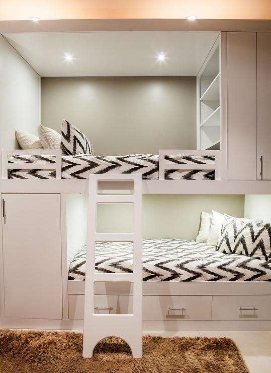 Decoraci 243 N De Habitaciones Con Literas Decoracion Interiores