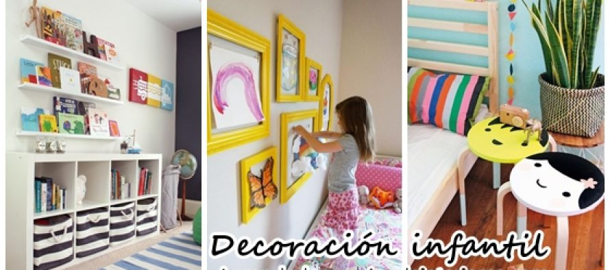 Decoracion interiores infantil dise os arquitect nicos - Decoracion interiores infantil ...
