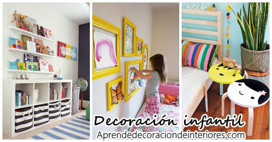 Decoraci n infantil decoracion interiores - Decoracion interiores infantil ...