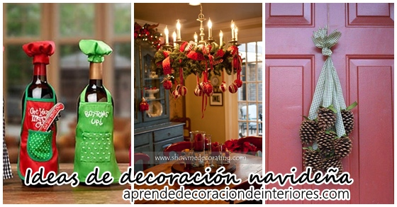 Ideas de Decoración Navideña