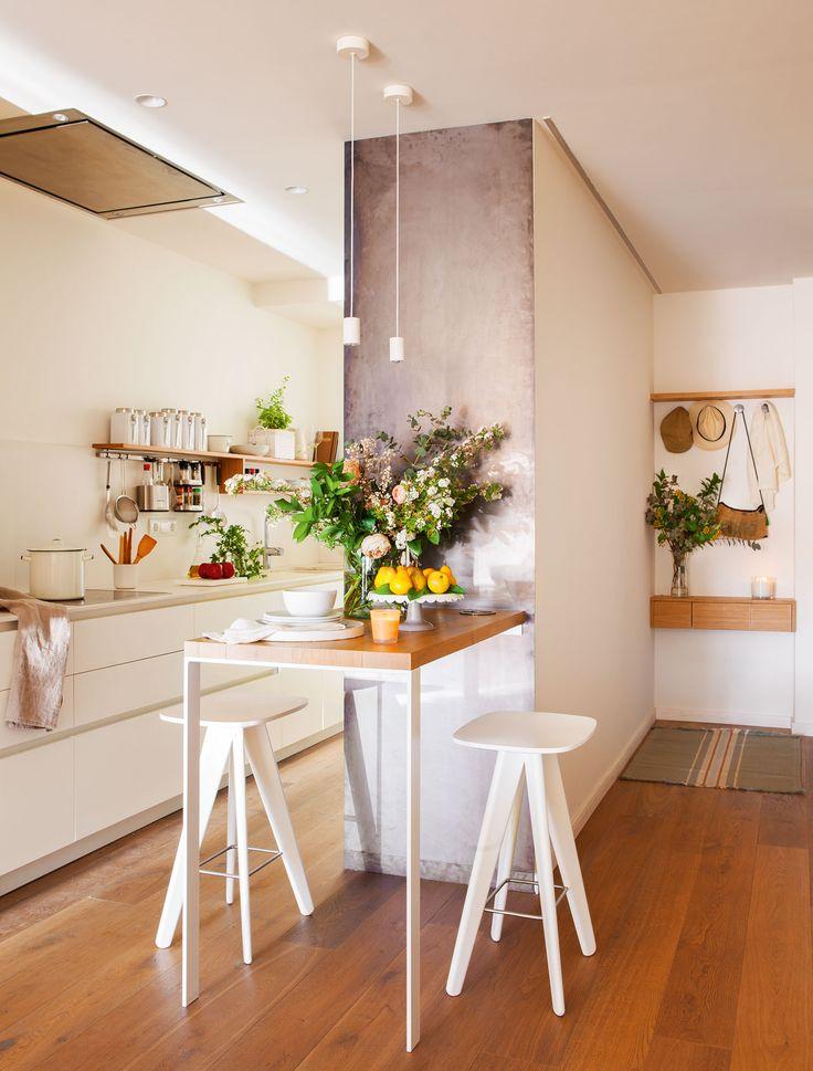 Atractivo Ideas Decoración De La Cocina De Los Apartamentos Cresta ...