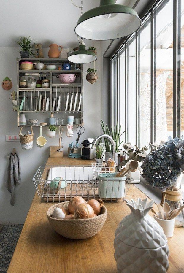 Famoso Ideas De Decoración De Cocina Pequeño País Adorno - Ideas de ...