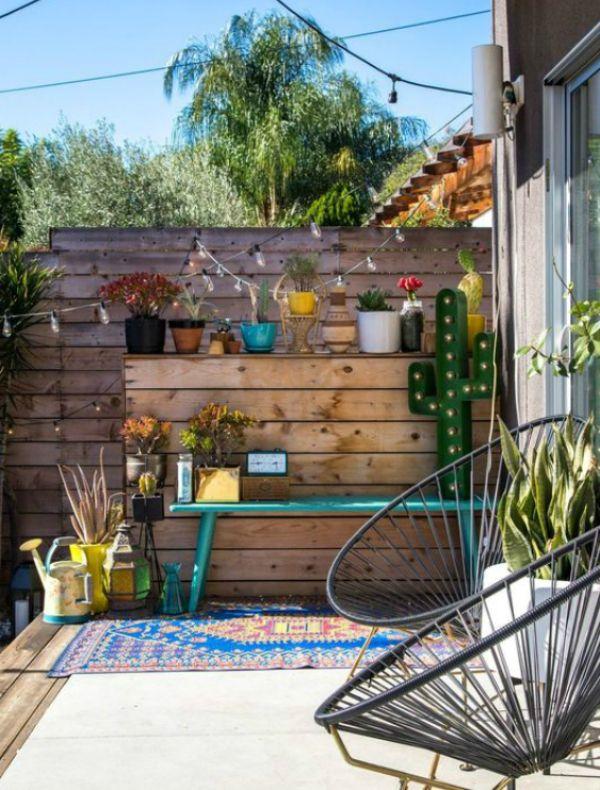 Ideas para decoracion de jardines 29 decoracion interiores - Ideas decoracion terraza ...