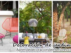 Ideas para decoración de jardines