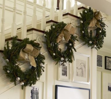 Como Decorar Tu Casa En Navidad 2019.Ideas Para Decorar Las Escaleras De Tu Casa Esta Navidad