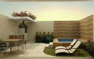 Ideas para decorar tu jardin si es pequeño