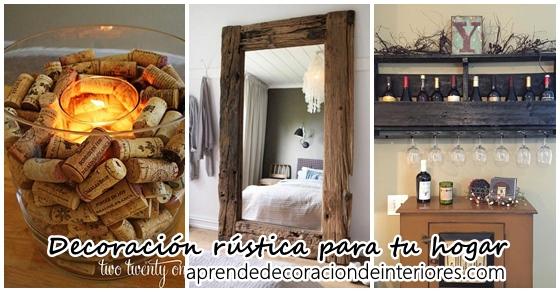 Decoracion interiores revista de decoracion de for Revista ideas para tu hogar