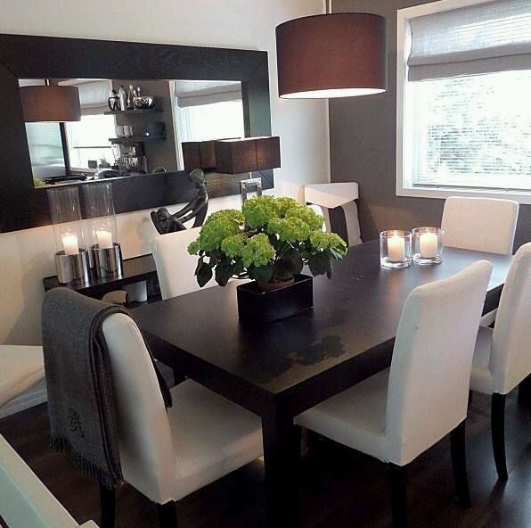 Ideas de decoración para tu comedor | Decoracion Interiores