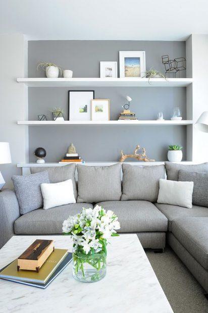 Decoración De Salas De Estar Sencillas Salas Modernas Y