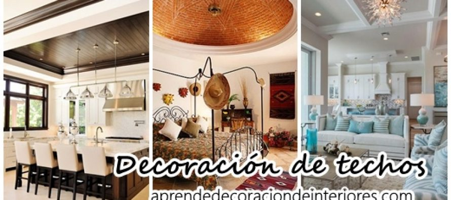 Tendencias en decoraci n de techos decoracion interiores for Decoracion de techos interiores