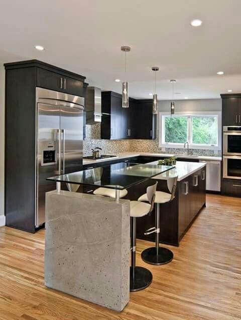 Linda decoraci n de cocinas contempor neas 10 for Decoracion interiores 10
