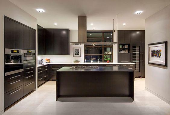Linda decoración de cocinas contemporáneas (18) | Decoracion Interiores
