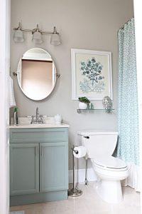 decoracion basica del baño 2