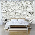 decoracion con paneles en las paredes