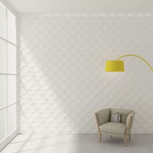 decoracion con paneles en las paredes 2