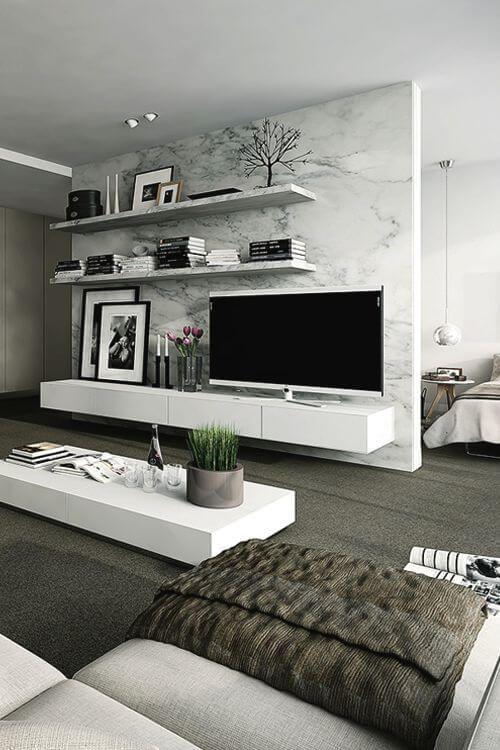 decoracion cuarto tv