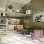 diseño de espacios basicos de vivienda 3
