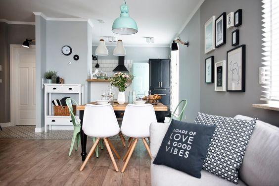 Diseños de espacios básicos de vivienda   Decoración básica ...