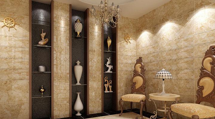 diseño de interiores en el imperio italiano