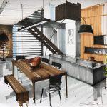 diseños de espacios complementarios en tu vivienda