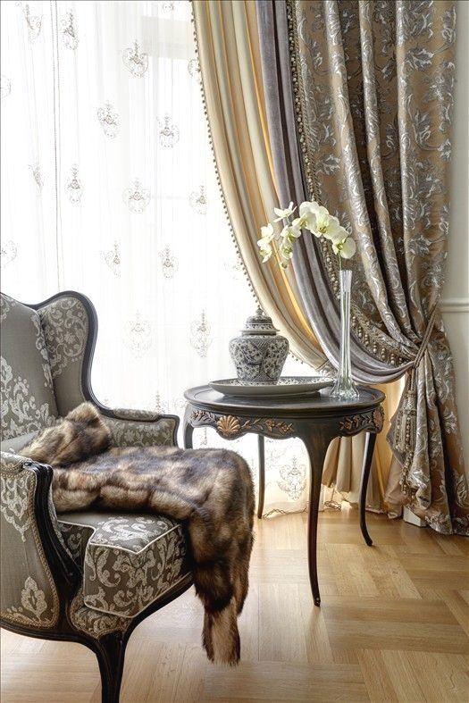 estilo clasico en la decoracion de interiores
