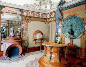 estilo nouveau del siglo xix