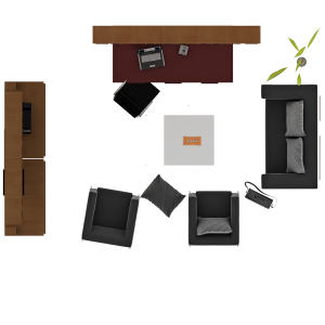 Muebles para planos png