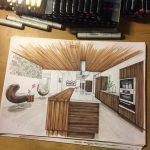 perspectiva en el diseño de interiores 3