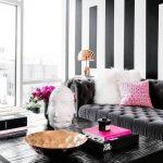 como decorar paredes de salas modernas