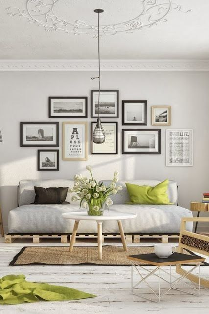 salas modernas pequeñas