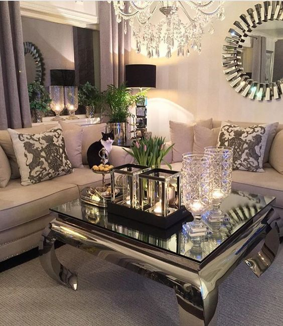 Mesas de centros para salas modernas decoracion interiores - Centros para decorar mesas ...