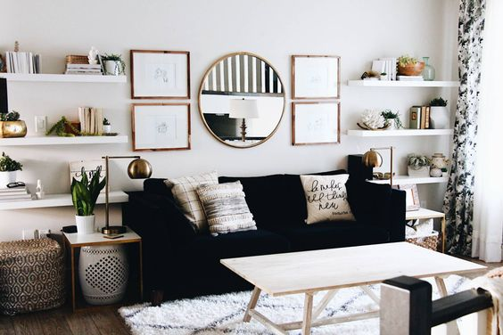 decoracion salas 2018