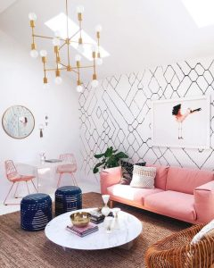 salas modernas 2018 pequeñas
