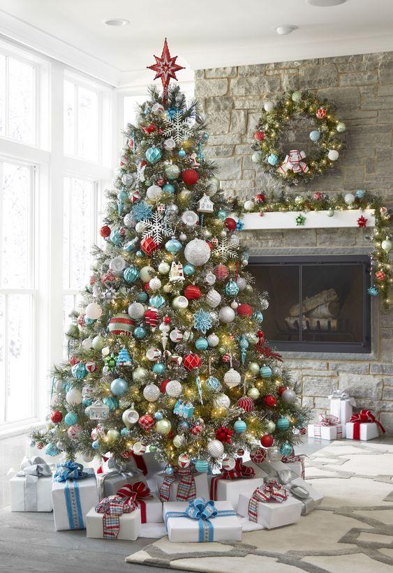 El Dorado Blue Card >> Arboles de Navidad 2019 - 2020 | Tendencias y colores en decoración
