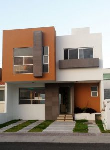 Colores de pintura para fachadas clásicas
