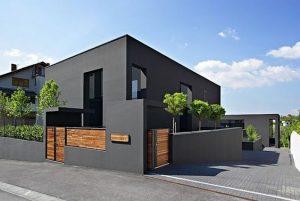 Colores para exteriores de casas 2018